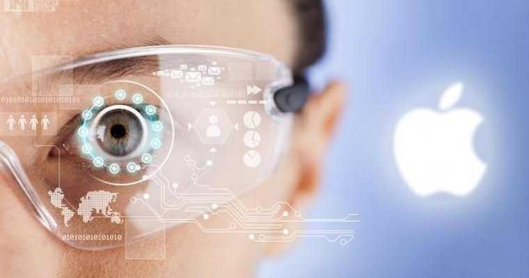 Сотрудники Apple на CES 2019 встречались с поставщиками AR-решений (1510156872 apple augmented reality story)