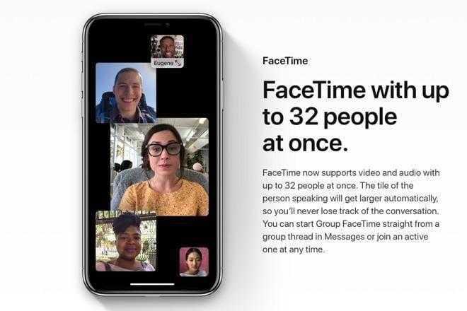 На Apple подали в суд из-за бага Facetime (29507 47634 29480 47571 27131 39914 000 FaceTime l l l)