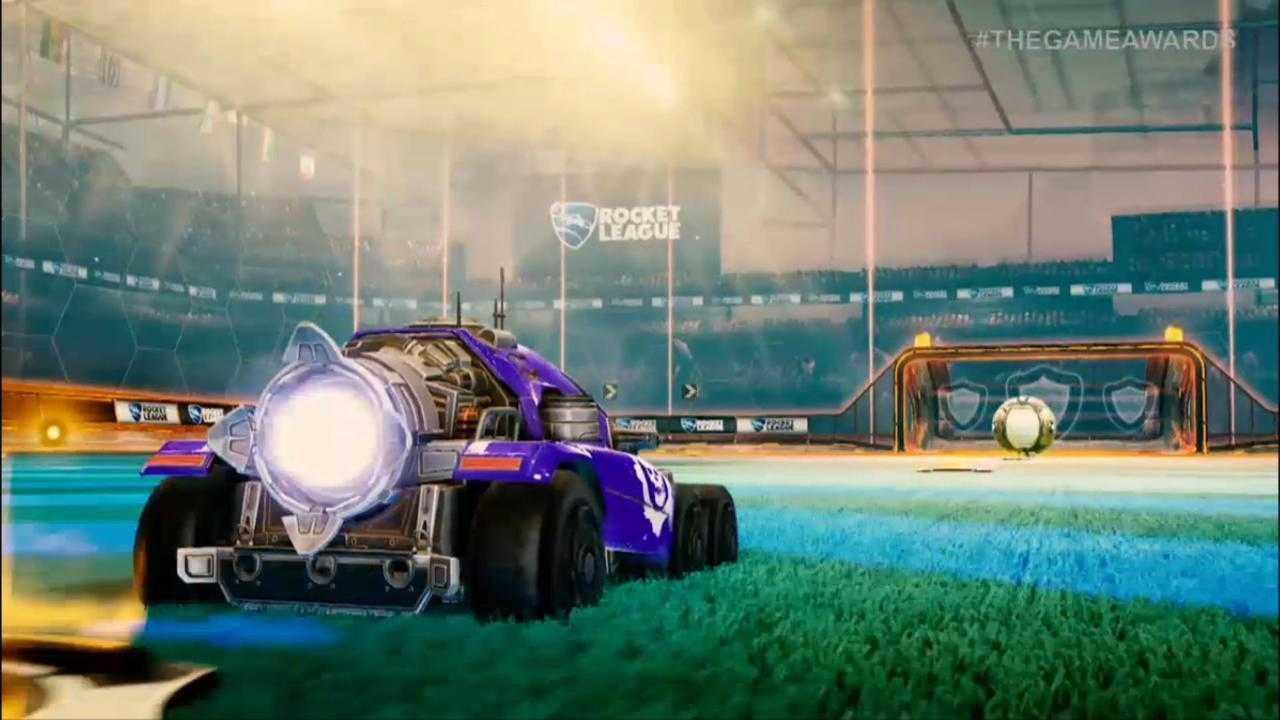 В Rocket League появился полноценный кроссплей — даже на PS4 (2974869 8)