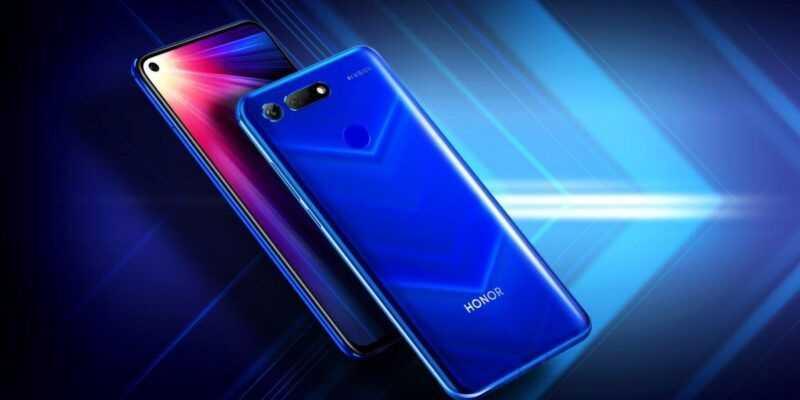 Honor показала смартфон View 20 в России (3)