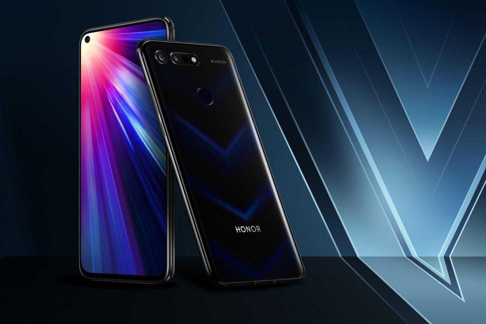 Honor показала смартфон View 20 в России (5)