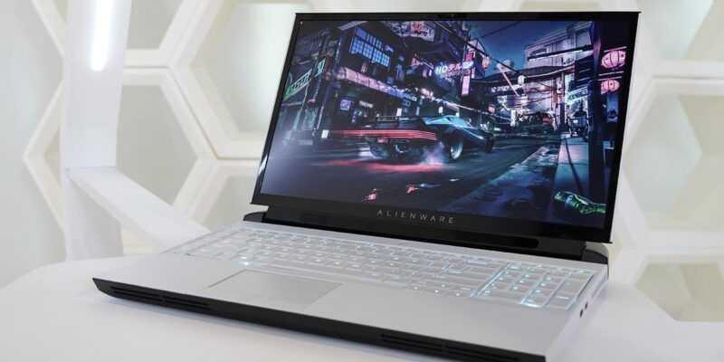 CES 2019. Alienware представила модульный игровой ноутбук (Alienware Area 51m 2)