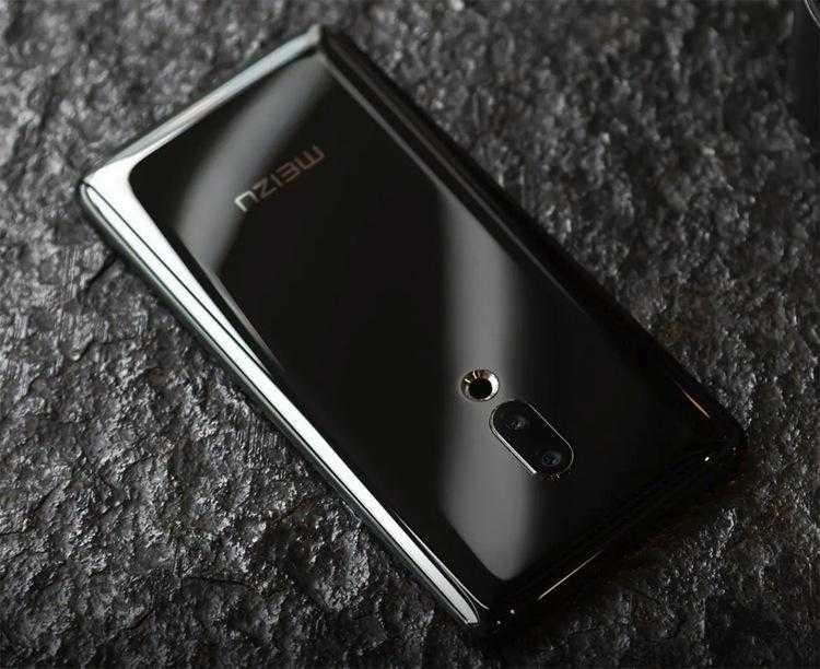 Meizu представила смартфон без разъёмов, кнопок и слота для SIM-карты (Bez nazvanija)