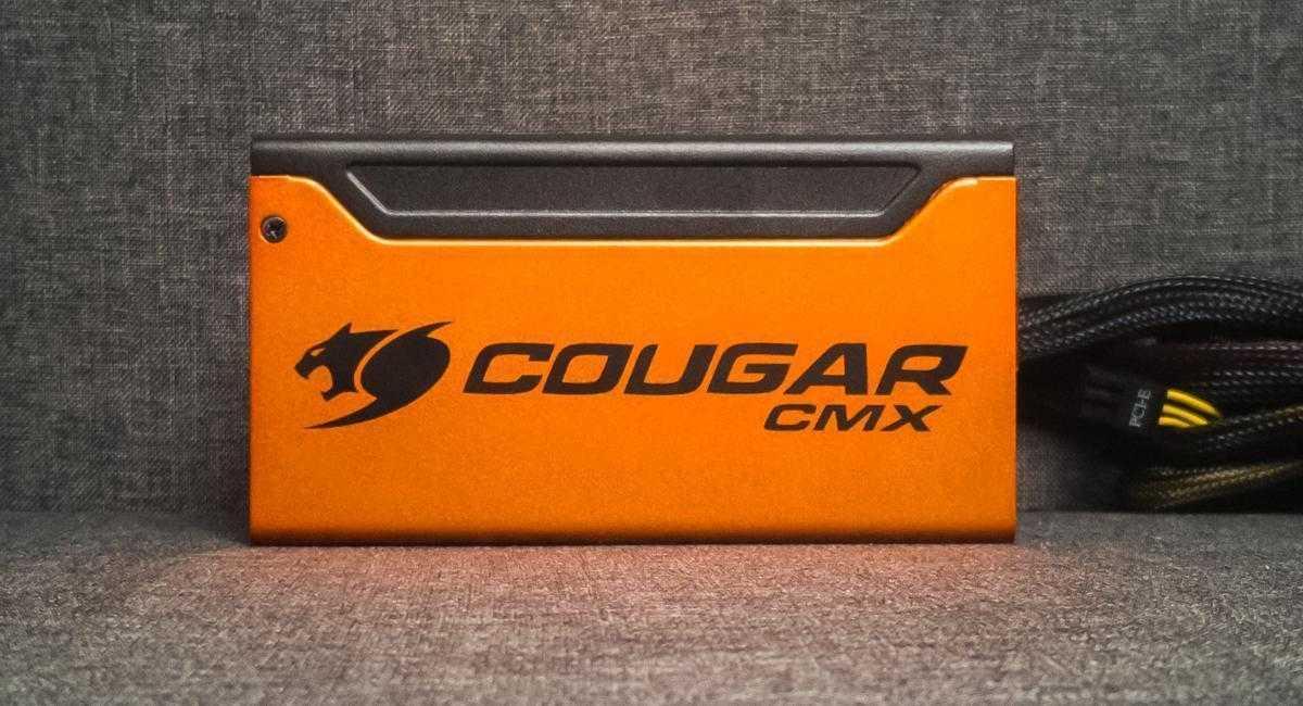 Краткое мнение о блоке питания Cougar CMX 850 (Cougar CM850 11)