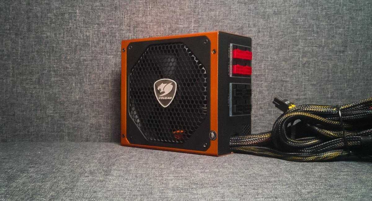 Краткое мнение о блоке питания Cougar CMX 850 (Cougar CM850 9)
