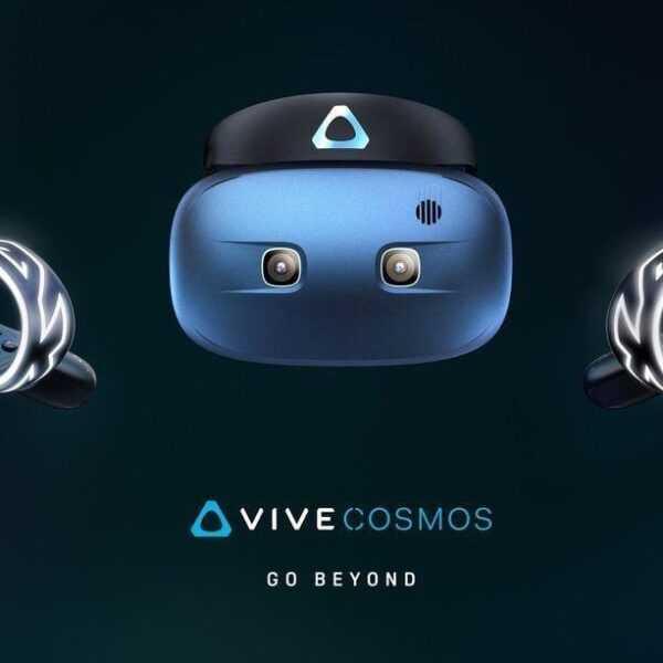 CES 2019. HTC анонсировала VR- гарнитуру Vive Cosmos (DwVq k1VAAE obP.0)