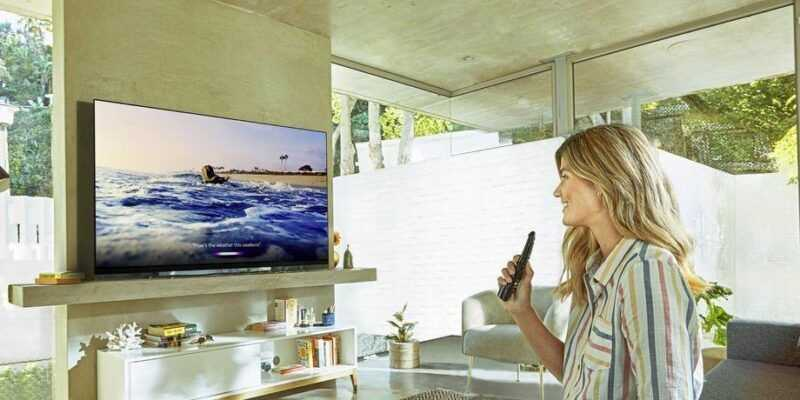 CES 2019. LG анонсировал линейку телевизоров (LG OLED TV 2019 adopting more powerful AI 1.0)