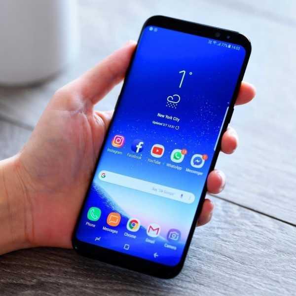 Cлив: в Samsung Galaxy S10 будет криптовалютный кошелёк (Samsung Galaxy S10 00 1)