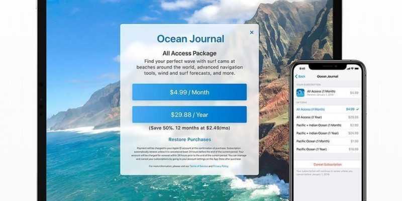 Apple ужесточила правила для платных подписок (Screen Shot 2019 01 28 at 2.16.19 PM.0.png)