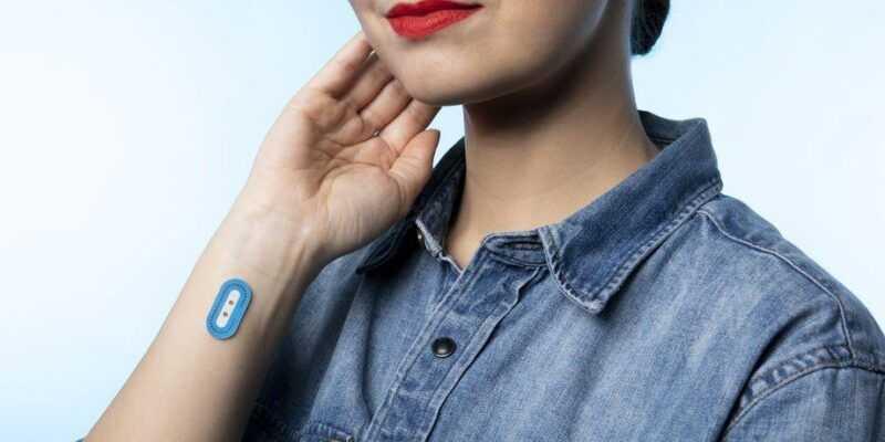 CES 2019. Прототип L'Oréal позволяет определить уровень pH кожи пользователя (Sensor on jean arm final.0)