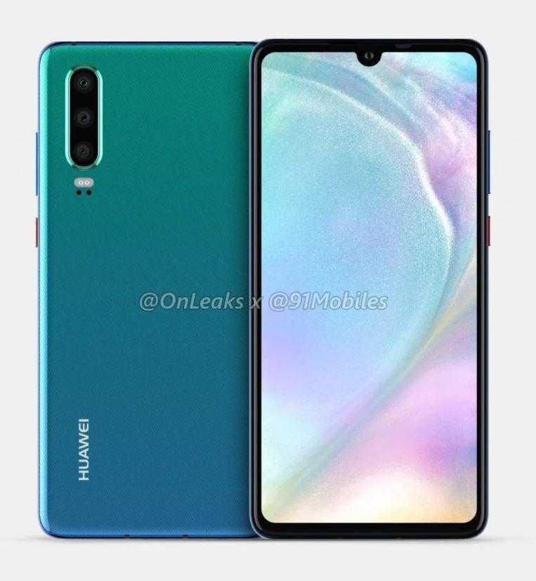 Huawei P30 получит OLED-дисплей (Snimok 1)