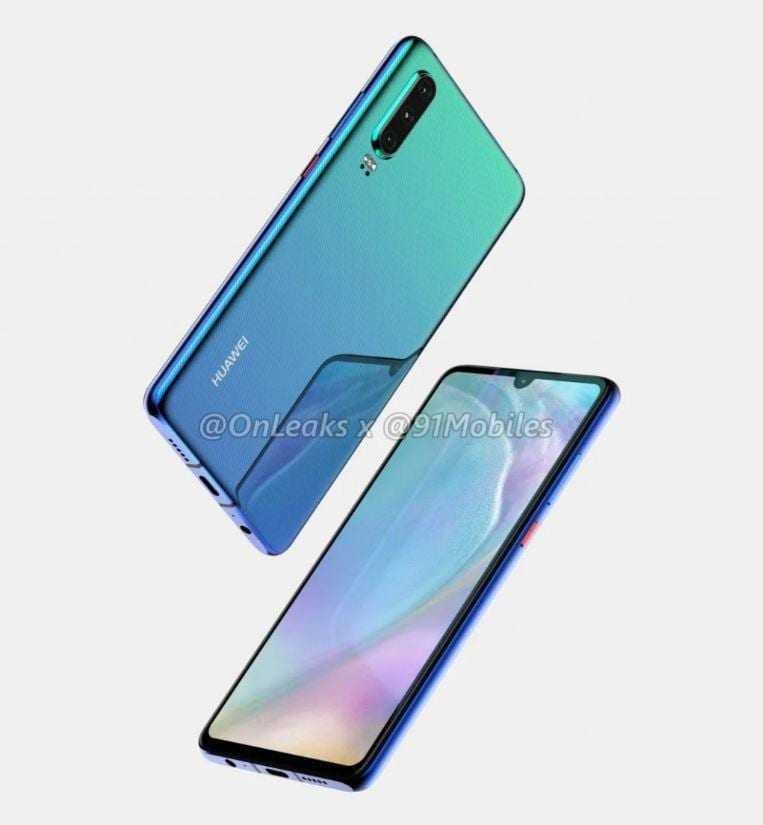Huawei P30 получит OLED-дисплей (Snimok2)