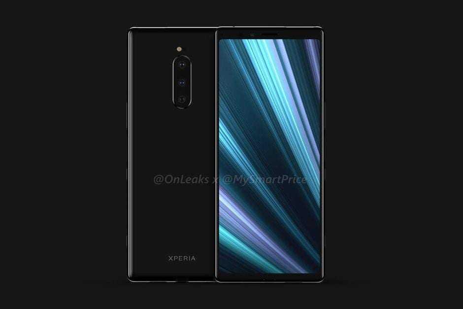 У Sony Xperia XZ4 будет огромная батарея и тонкий корпус (Sony Xperia XZ4 could squeeze crazy big battery into impressively thin body)