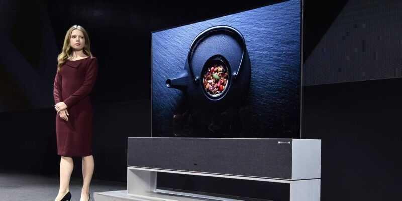 CES 2019. Революционный сворачиваемый телевизор LG поступит в продажу в этом году (bb503903daf02ee561ae44e55bfaff81)