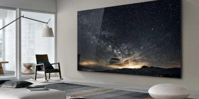 CES 2019. Samsung показала 4K-телевизор с технологией MicroLED (dims 2)