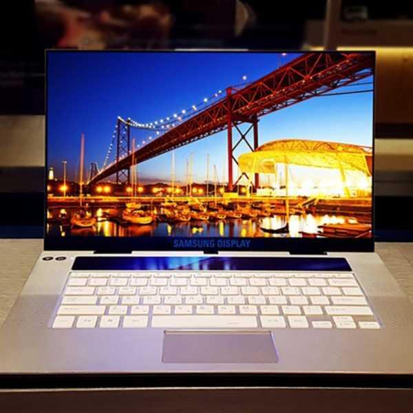 Samsung показала первый 15,6-дюймовый 4K OLED-экран для ноутбуков (dims 4)