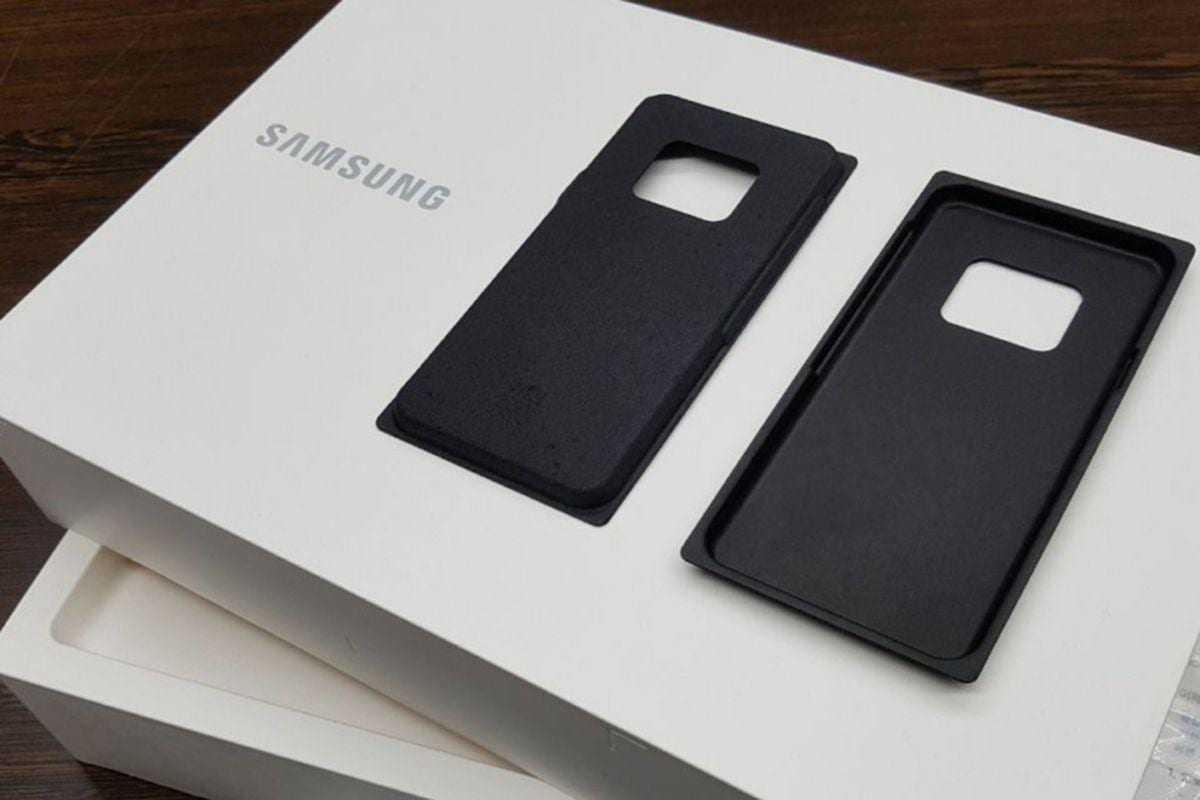 Samsung заменит пластиковую упаковку на экологически чистые материалы (ecofriendly packaging policy main.0)