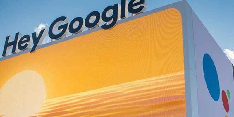 CES 2019. Google Assistant научился ставить знаки препинания в голосовых сообщениях (google ces 2019 min)