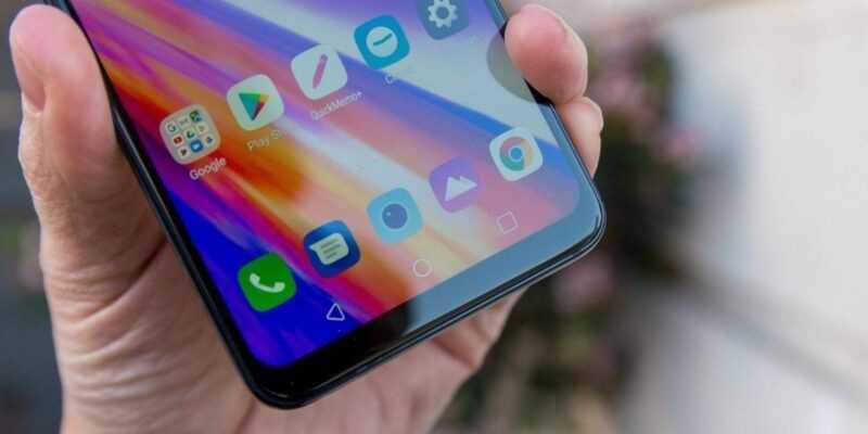 Флагман LG G8 может получить второй дополнительный экран (lg g7 5)