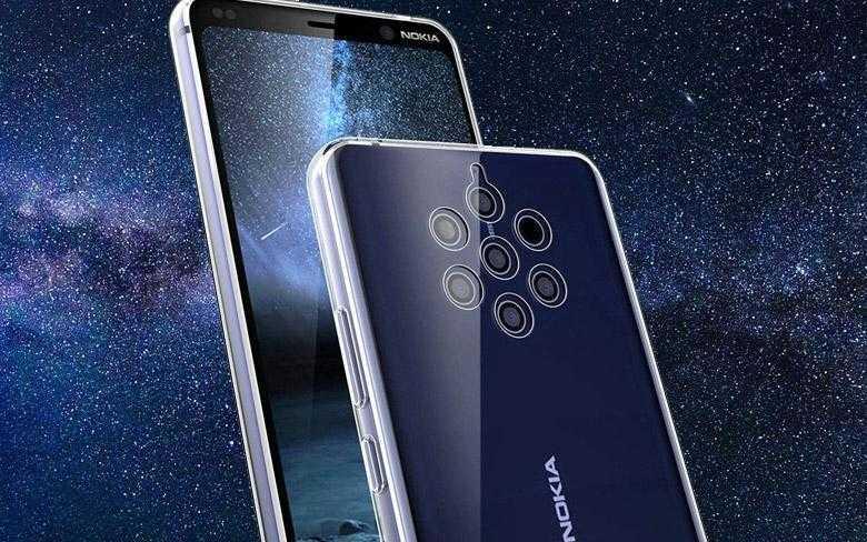 Все слухи про Nokia 9 PureView: 5 камер и быстрая зарядка (nokia 9 pureview phone)