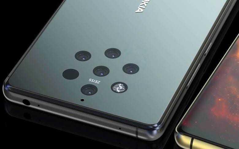 Все слухи про Nokia 9 PureView: 5 камер и быстрая зарядка (nokia 9 pureview)
