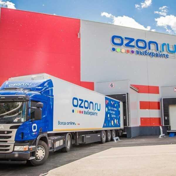 Ozon запустит сервис по доставке еды (ozonru)