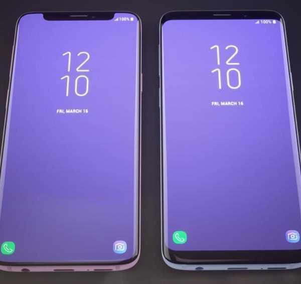Прибыль Samsung значительно снизилась в 1-й квартале 2019 года (s9 notch hajek)