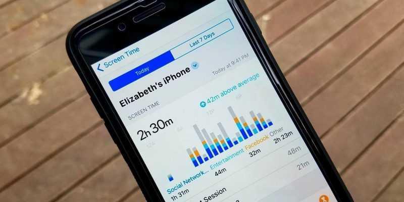 Бета-версия iOS 12.2 позволит планировать «Экранное время» по дням недели (screen time app limits downtime use ios 12s new parental controls.1280x600)