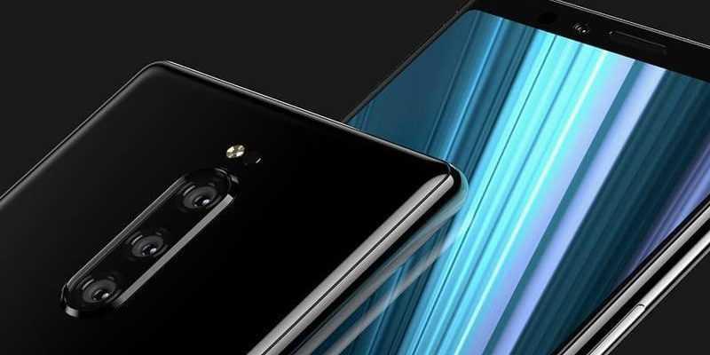 У Sony Xperia XZ4 будет огромная батарея и тонкий корпус (sony xperia xz4)