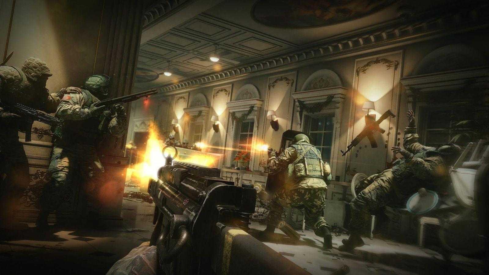 Лучшие игры на PlayStation 4 в 2019 году (tom clancys rainbow six siege wallpaper 4)