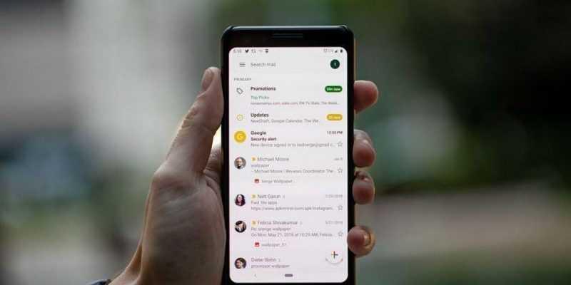 Google обновила дизайн мобильного приложения Gmail (vpavic 190128 3196 0002 4.0)