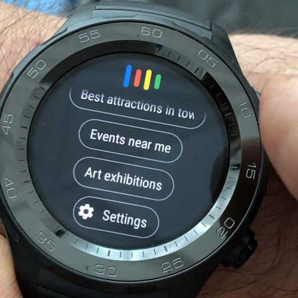 Google делает часы Pixel Watch (wearos assistant)