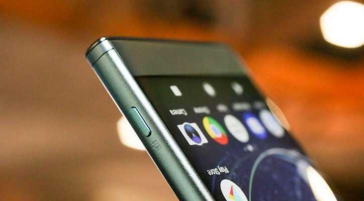 Первые живые фотографии Sony Xperia XA3 (007 sony experia xa2 ultra and xa2)