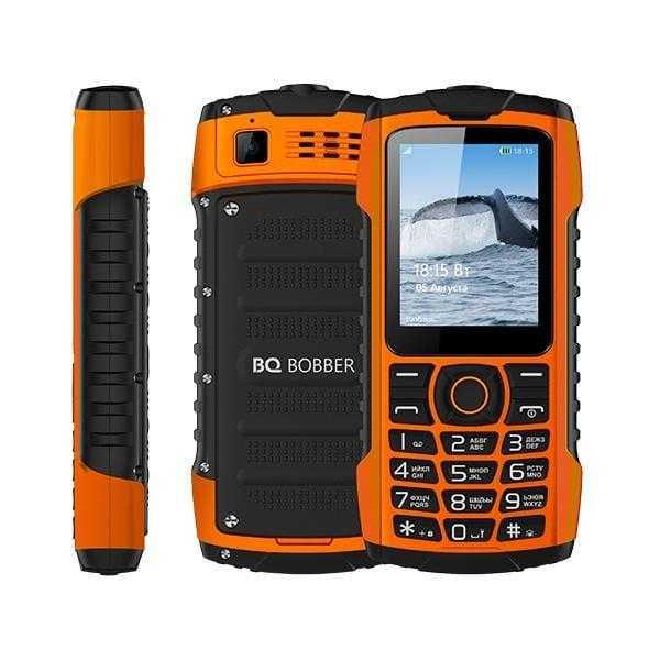 BQ выпустил плавающий телефон BQ-2439 Bobber ()