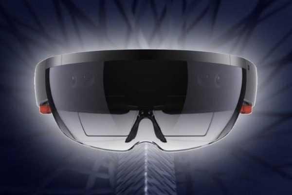 MWC 2019. Microsoft сделала очки смешанной реальности Hololens 2 (02ec98ebc0a46415b02df78f9b98e470)