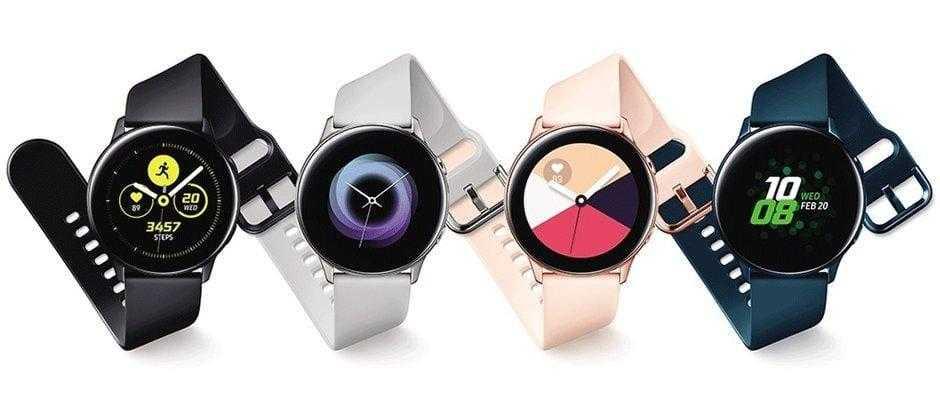 Серьезная ошибка в приложении Samsung Galaxy Wearable затронула все умные часы Gear и Galaxy Watch (03. Galaxy Watch Active Watchfaces 1)