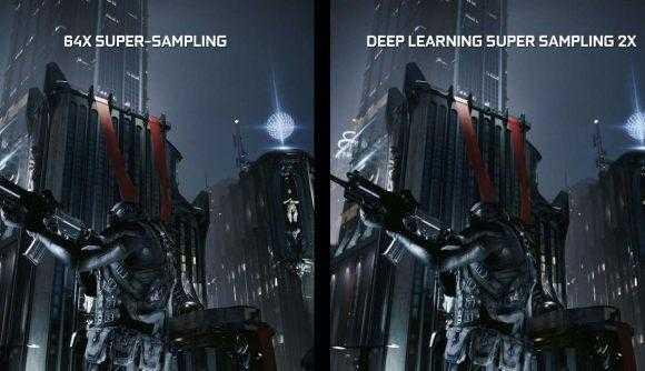 NVIDIA обещает, что DLSS при низких разрешениях будет «главным приоритетом» в будущих обновлениях (123861 AMD against Nvidia DLSS 2)