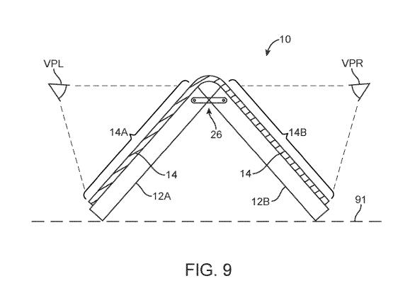 Новый патент Apple намекает на раскладной телефон (132)