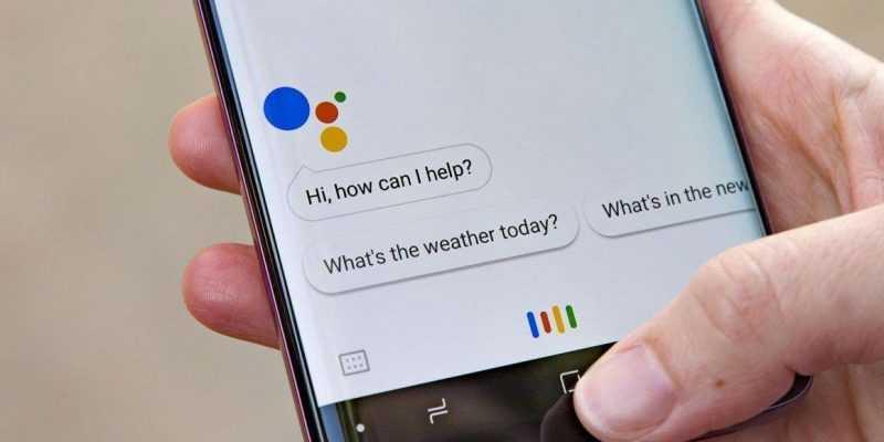 MWC 2019. Голосовой помощник Google получит интеграцию с Android Messages (1532845766 no more okay google 1)