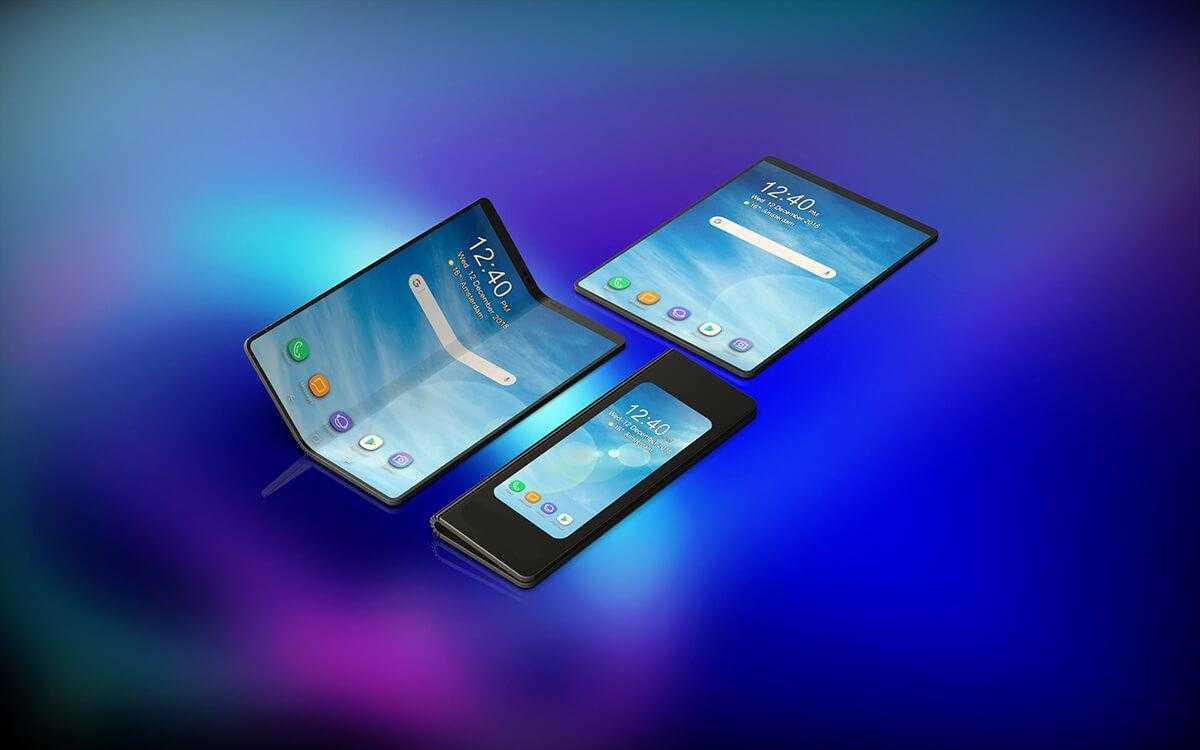 Первые изображения и характеристики складного смартфона Samsung Galaxy Fold (2019 02 19 image 18)