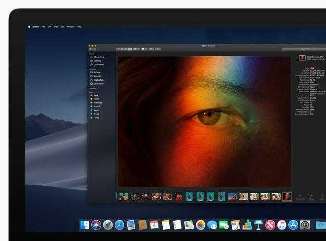 Apple выпустила третью бета-версию для разработчиков MacOS Mojave 10.14.4 (29790 48371 macos mojave darkmode l l)