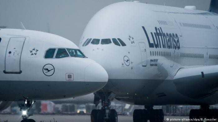 Airbus прекратит производство A380, самого большого пассажирского самолета в мире (36707531 303)
