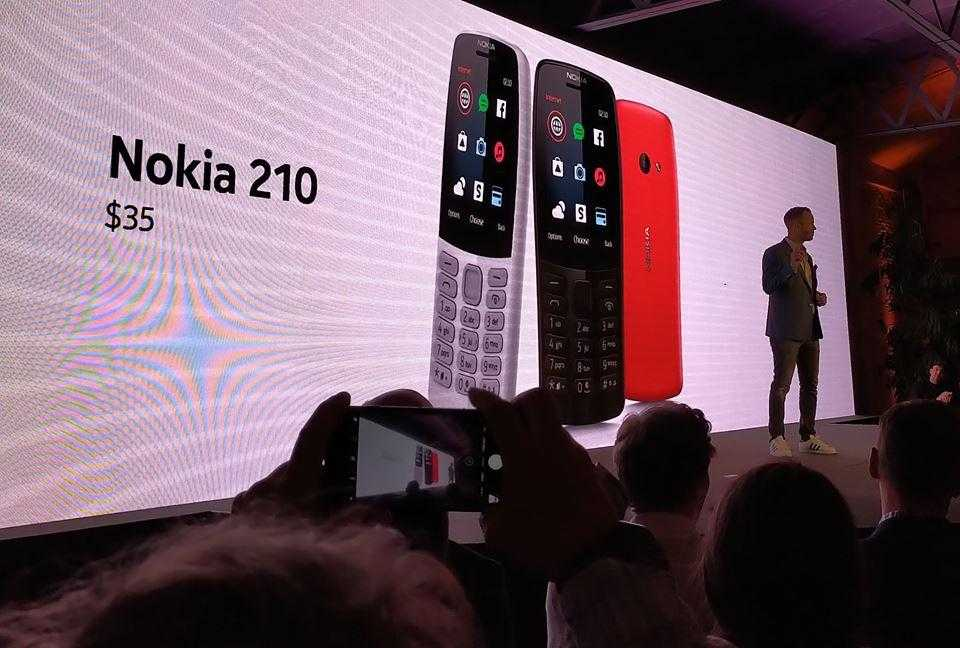 MWC 2019. Все новинки Nokia: 9 PureView, 1 Plus, 3.2, 4.2, 210 (53078584 2362126963821356 7968105481673637888 n)