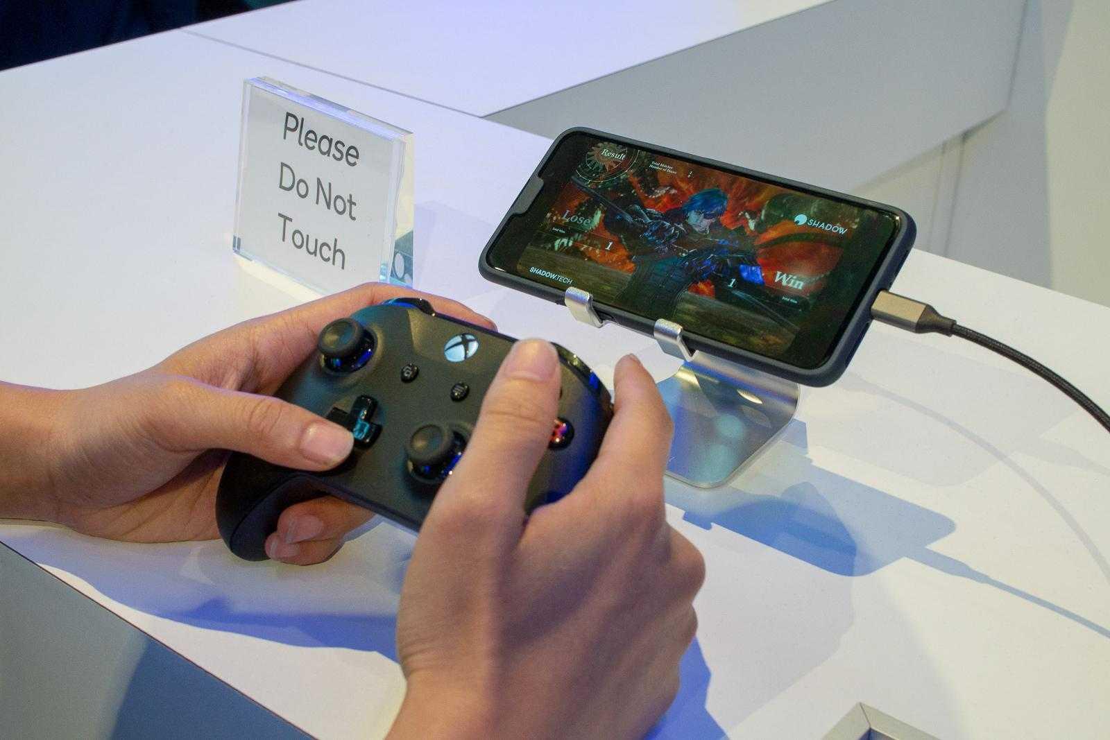 MWC 2019. OnePlus, Sony и Oppo показали прототипы смартфонов с 5G (5G prototype phones at MWC 1)
