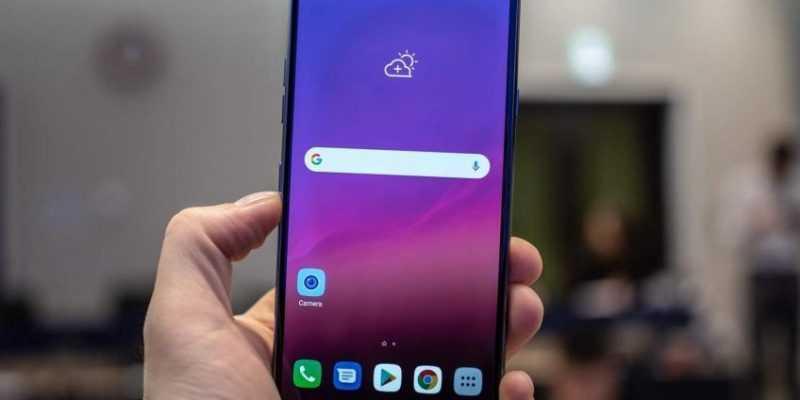 MWC 2019. LG представила новый флагман LG G8 (7fa73d70d9c9e8ab 848xH)