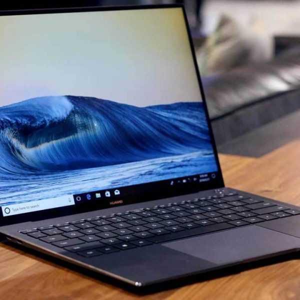 MWC 2019. Huawei показал новый MateBook X Pro. Ещё больше мощности и памяти (8)