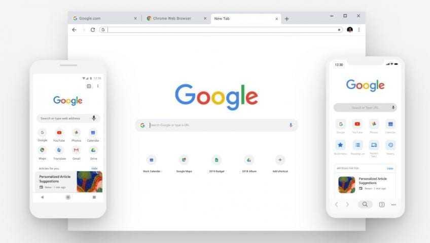 Официально: Google Chrome получит поддержку мультимедийных клавиш ()