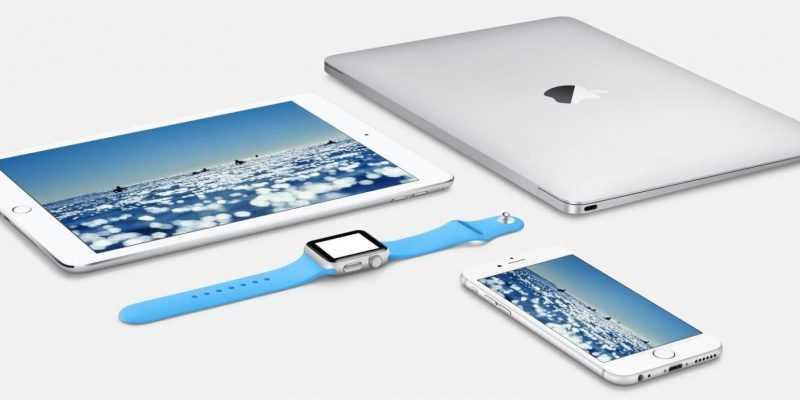 Apple выпустит обновление iPad Pro и iPad mini и новый корпус Apple Watch в 2019 году (Apple Watch MacBook Air iPad Air iPhone 6 image 001)