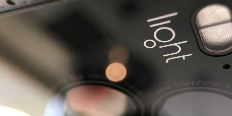Light и Sony объединятся для улучшения мобильной фотографии (CR electronics AH light L16 10 15)