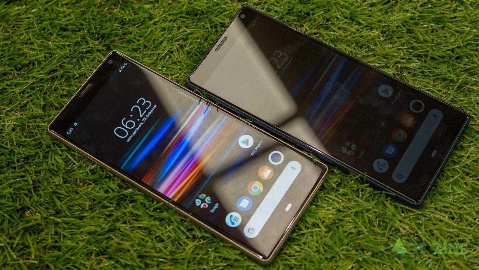 MWC 2019. Sony показала новые смартфоны среднего сегмента Xperia 10 и 10 Plus (DSC05443 1)